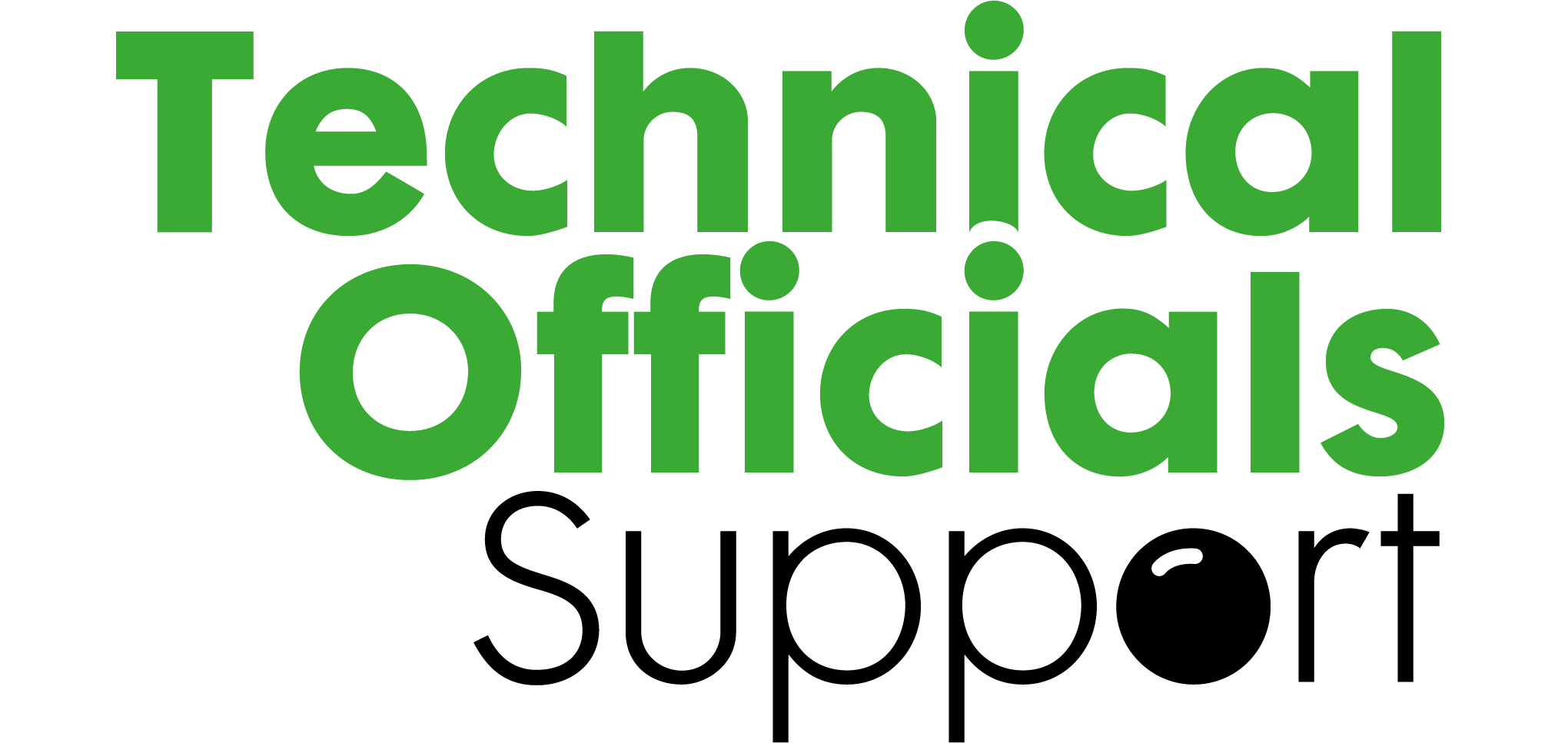 Technical Officials Supoort